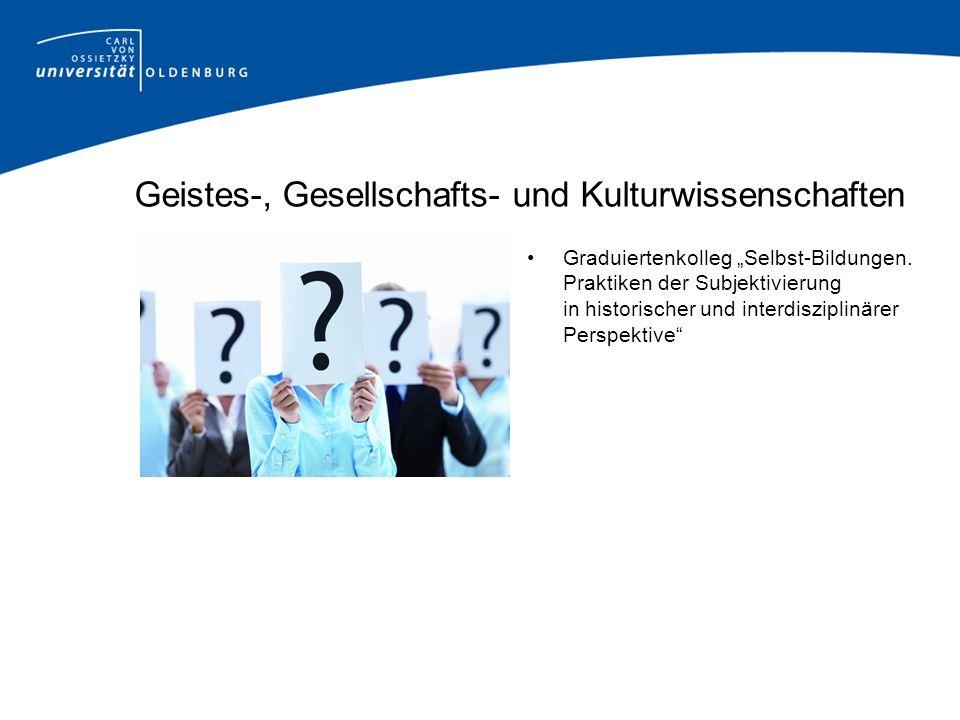Geistes-, Gesellschafts- und Kulturwissenschaften