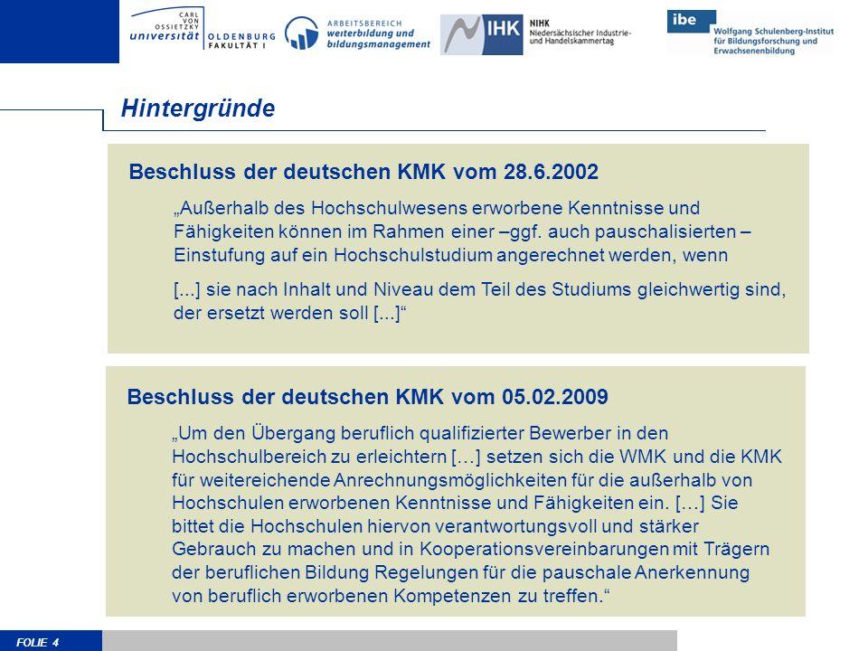 Hintergründe Beschluss der deutschen KMK vom 28.6.2002