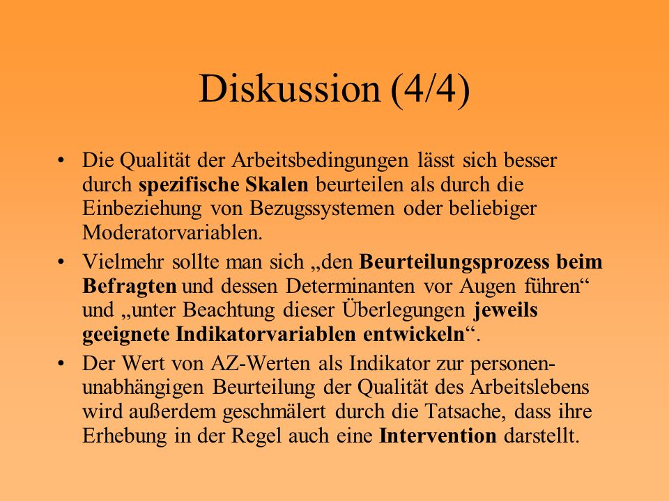 Diskussion (4/4)