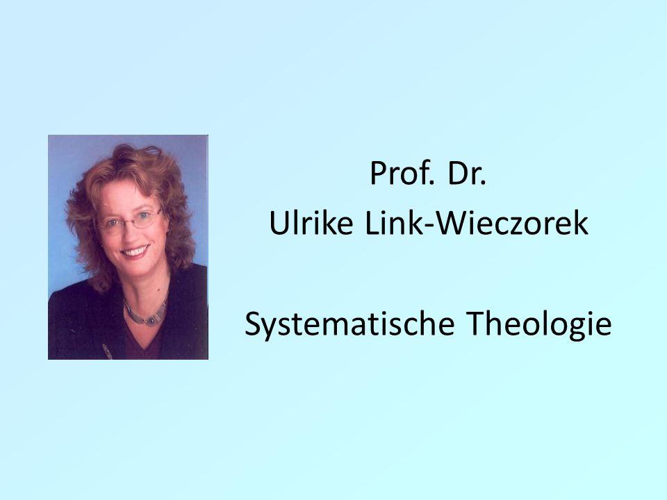 Ulrike Link-Wieczorek Systematische Theologie