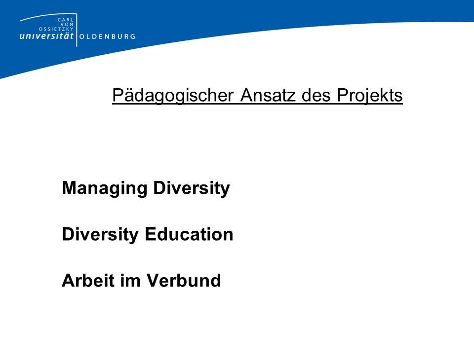 Pädagogischer Ansatz des Projekts