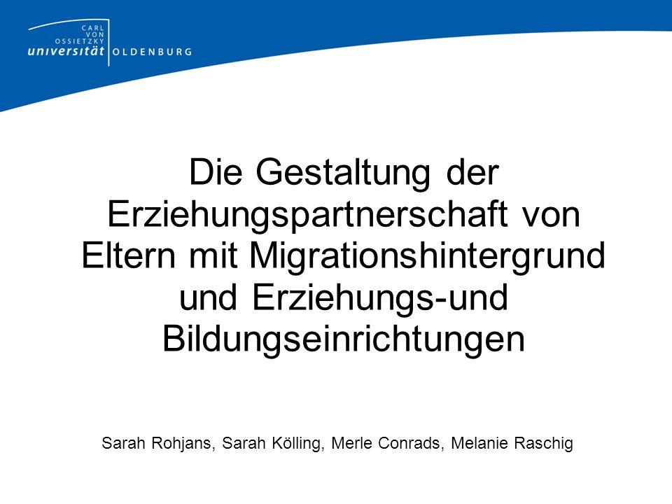Sarah Rohjans, Sarah Kölling, Merle Conrads, Melanie Raschig