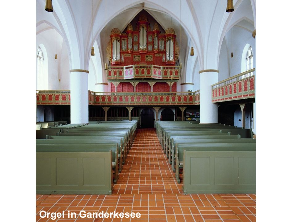 Orgel in Ganderkesee