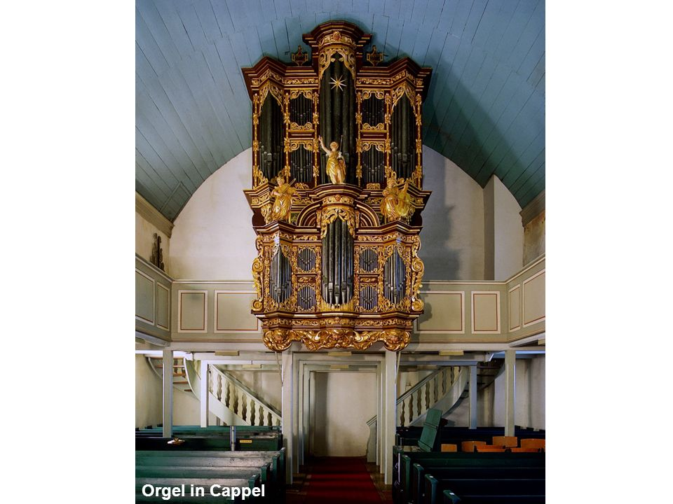 Orgel in Cappel