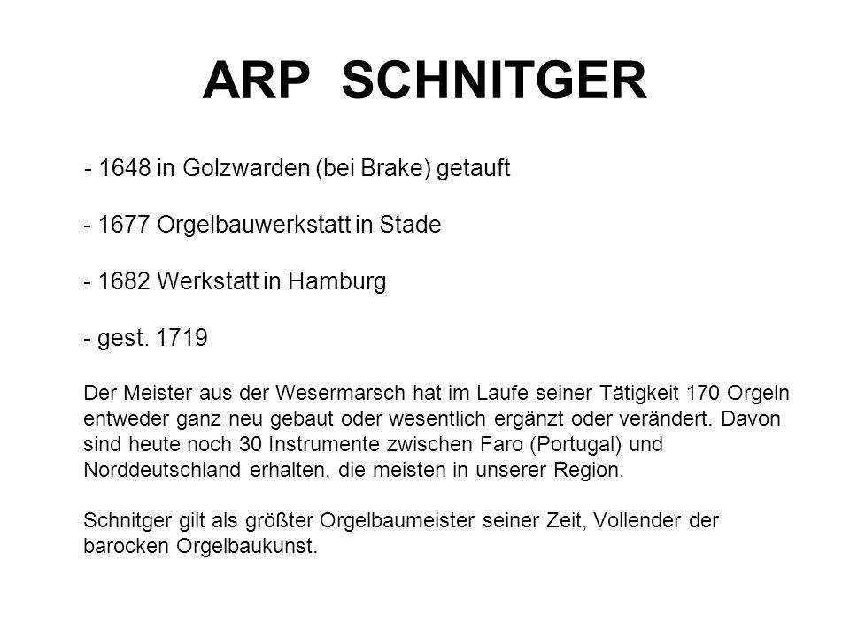 ARP SCHNITGER