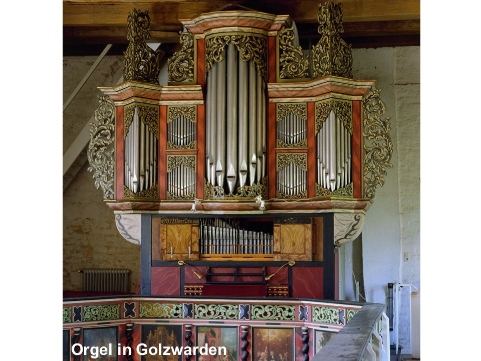 Orgel in Golzwarden
