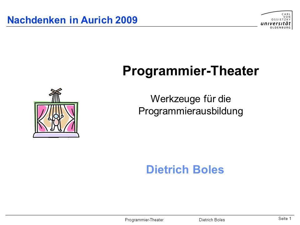 Programmierausbildung