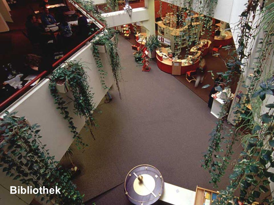 Mediathek Bibliothek