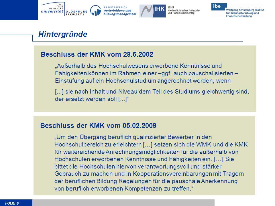 Hintergründe Beschluss der KMK vom 28.6.2002