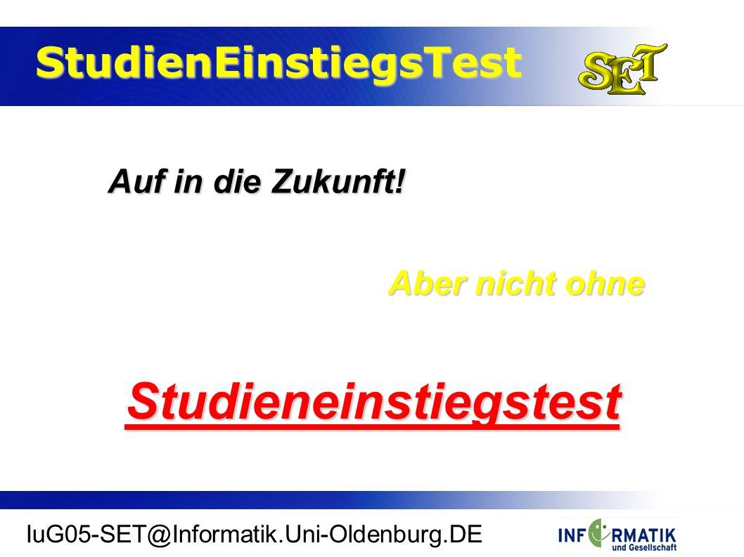 Studieneinstiegstest