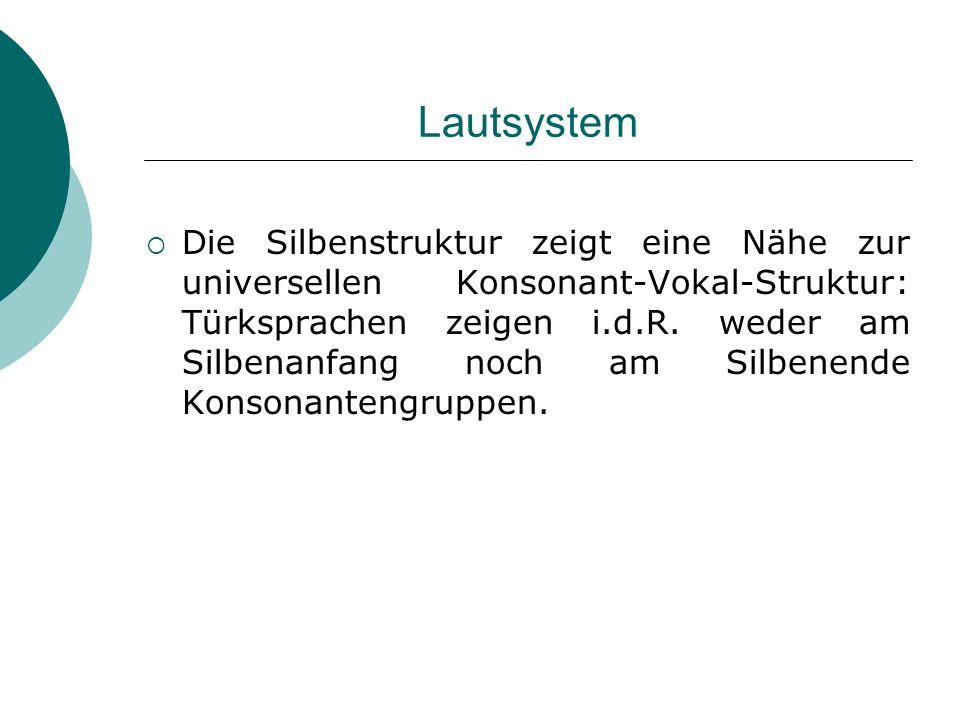 Lautsystem