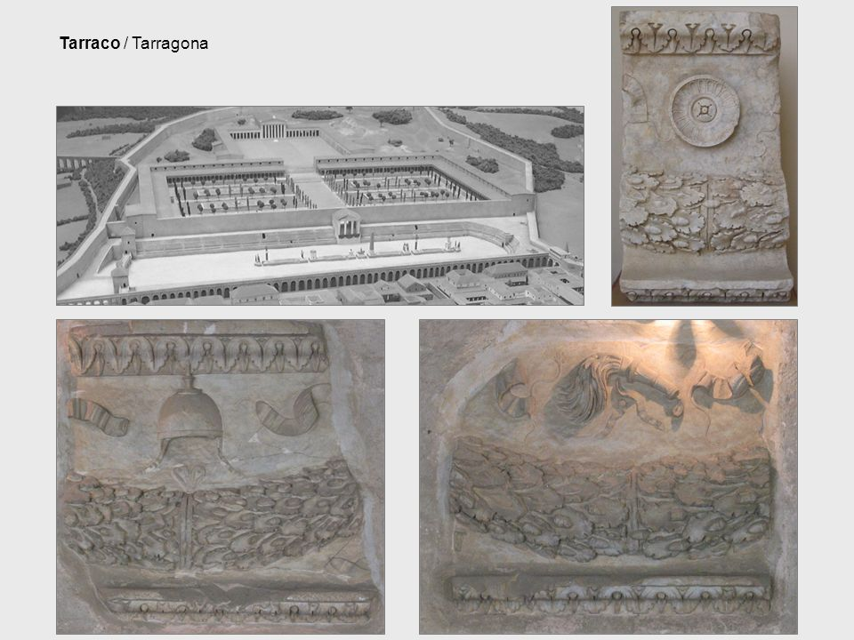 Tarraco / Tarragona
