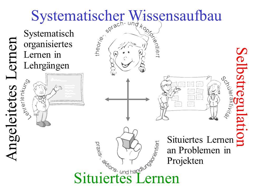 Systematischer Wissensaufbau