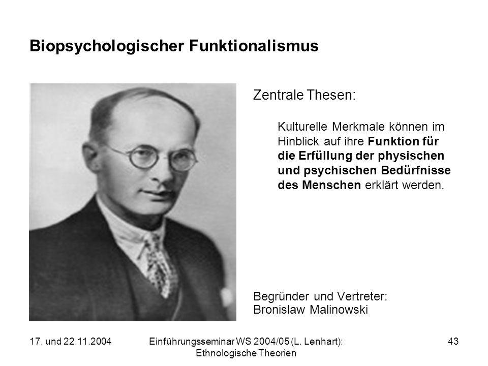 Biopsychologischer Funktionalismus
