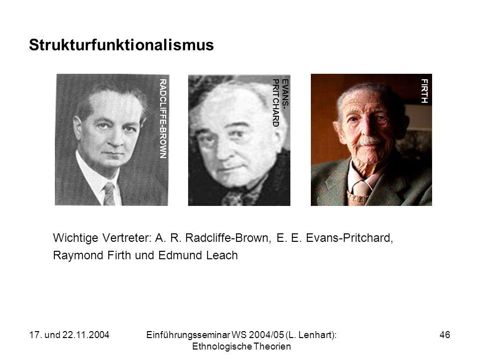 Strukturfunktionalismus