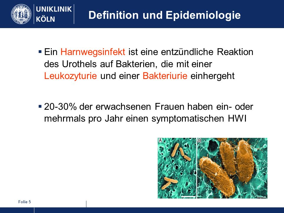 Definition und Epidemiologie