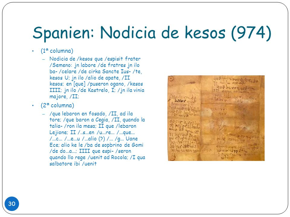 Spanien: Nodicia de kesos (974)