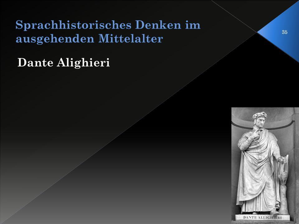 Sprachhistorisches Denken im ausgehenden Mittelalter