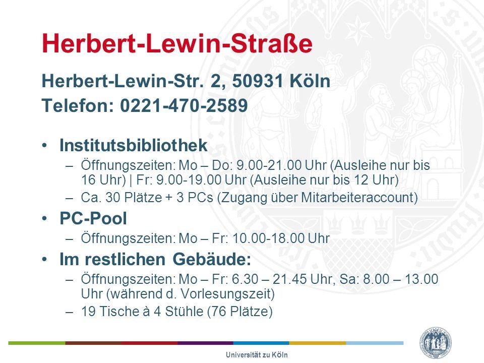 Herbert-Lewin-Straße