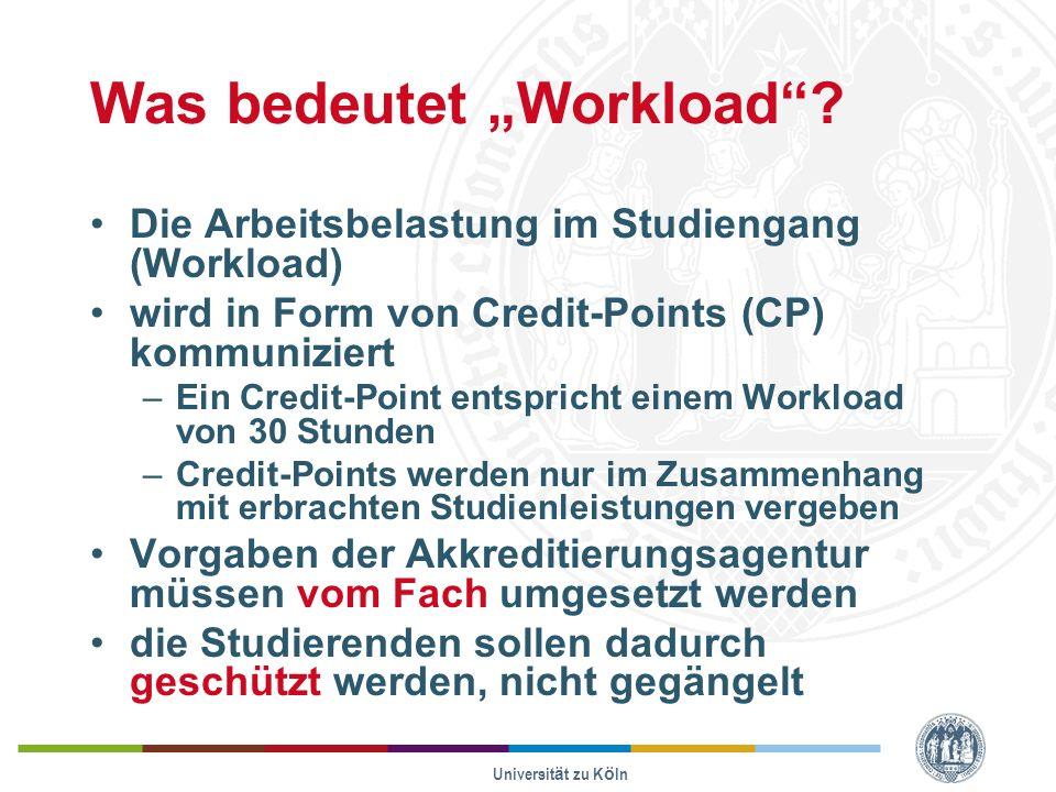 """Was bedeutet """"Workload"""