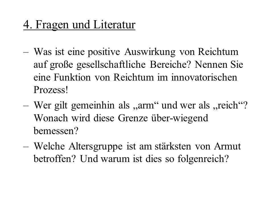 4. Fragen und Literatur