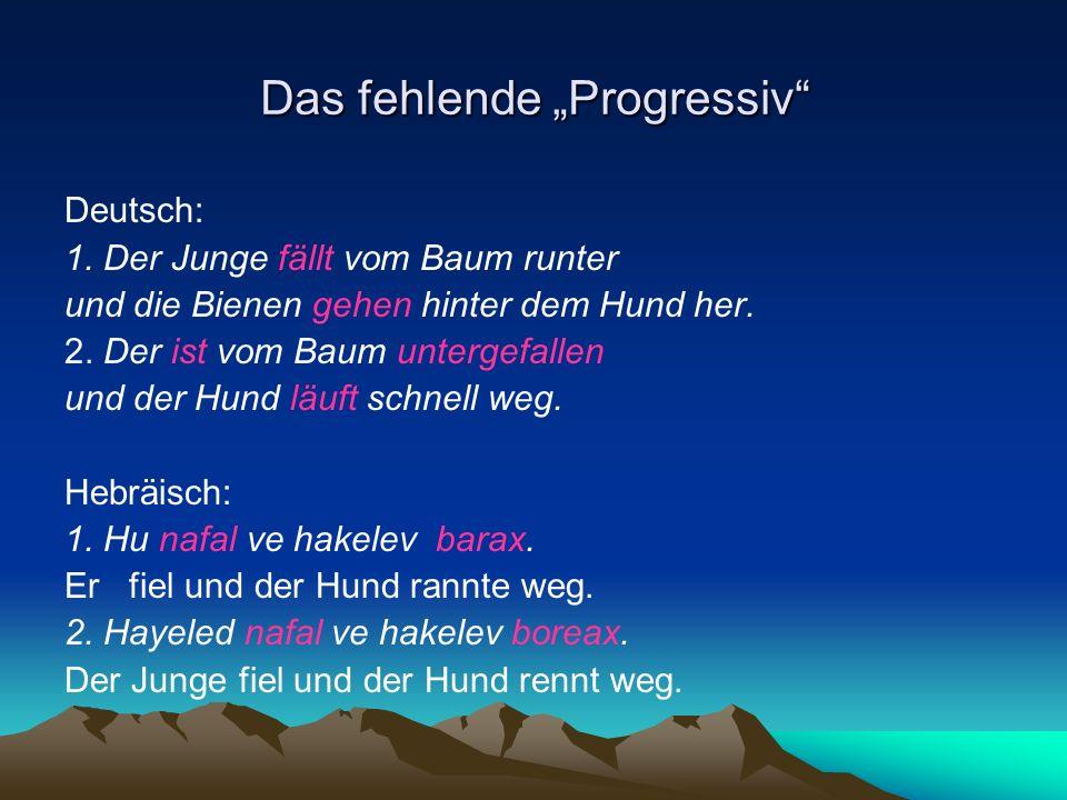 "Das fehlende ""Progressiv"