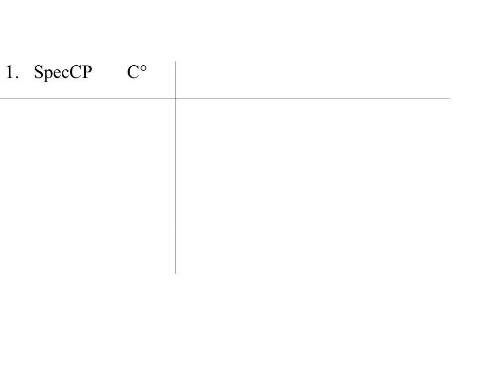 SpecCP C°