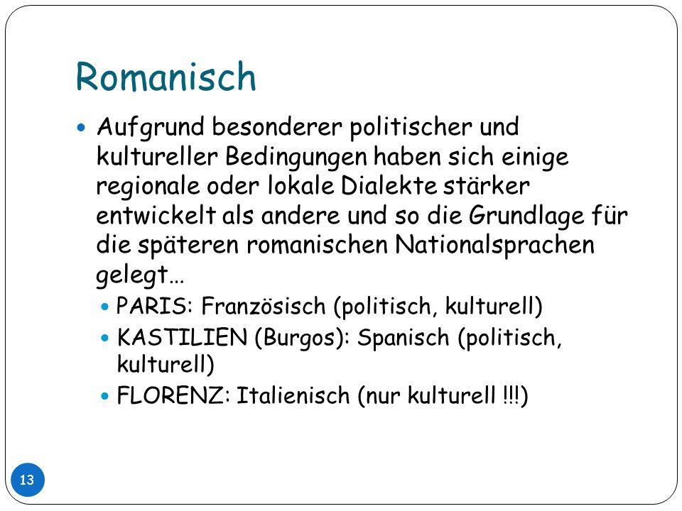 Romanisch