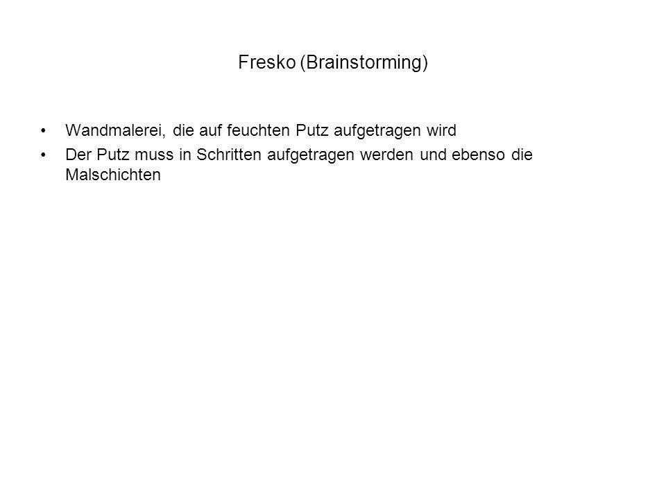 Fresko (Brainstorming)