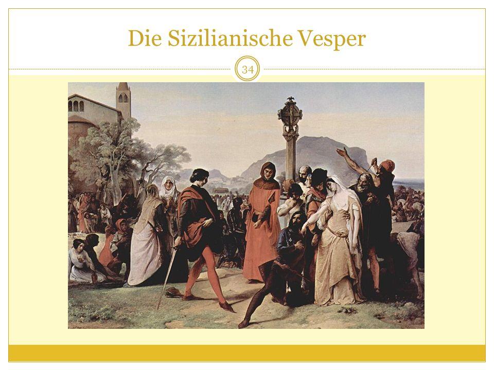 Die Sizilianische Vesper