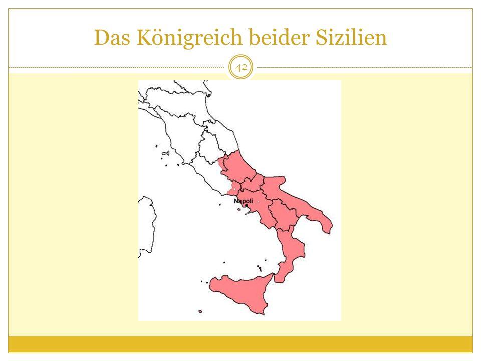 Das Königreich beider Sizilien