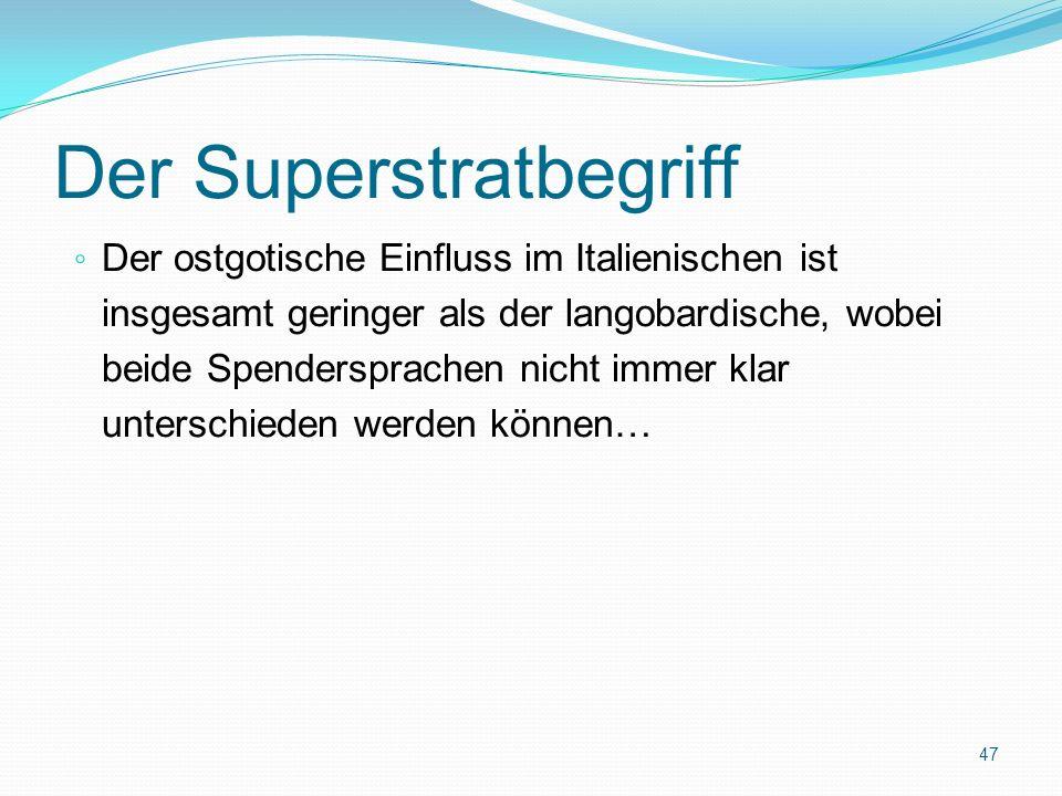 Der Superstratbegriff