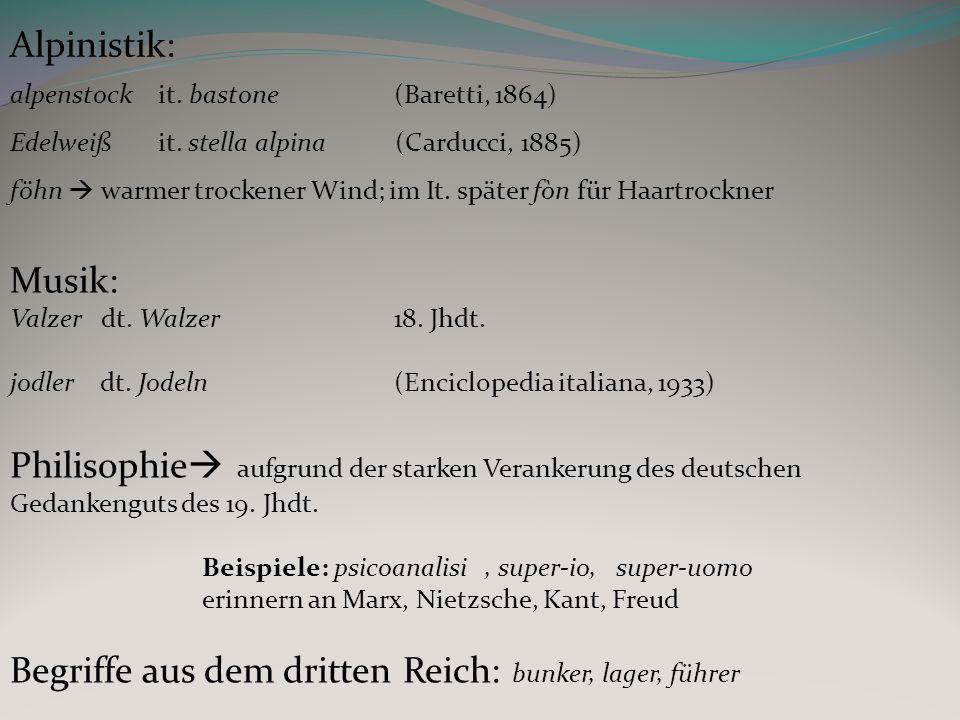 Begriffe aus dem dritten Reich: bunker, lager, führer