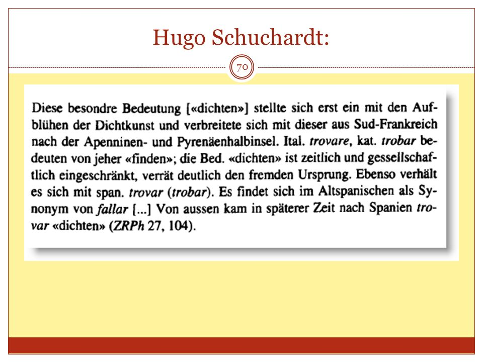 Hugo Schuchardt: