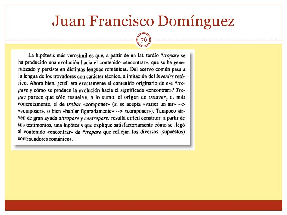 Juan Francisco Domínguez
