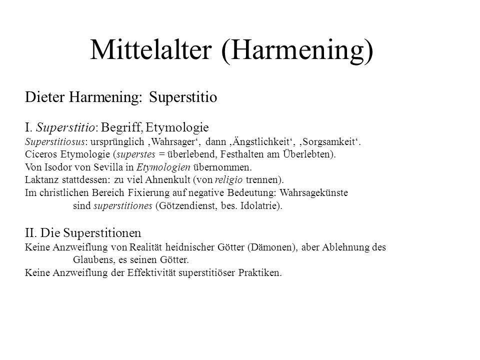 Mittelalter (Harmening)