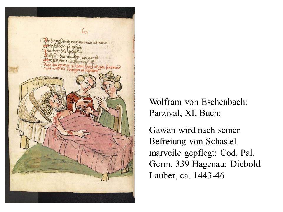 Wolfram von Eschenbach: Parzival, XI. Buch: