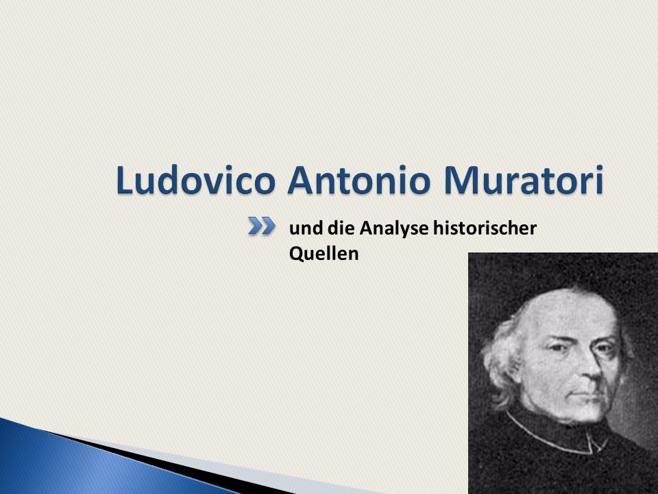 Ludovico Antonio Muratori