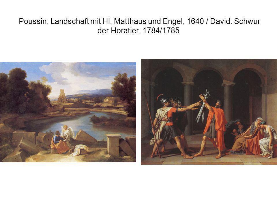 Poussin: Landschaft mit Hl