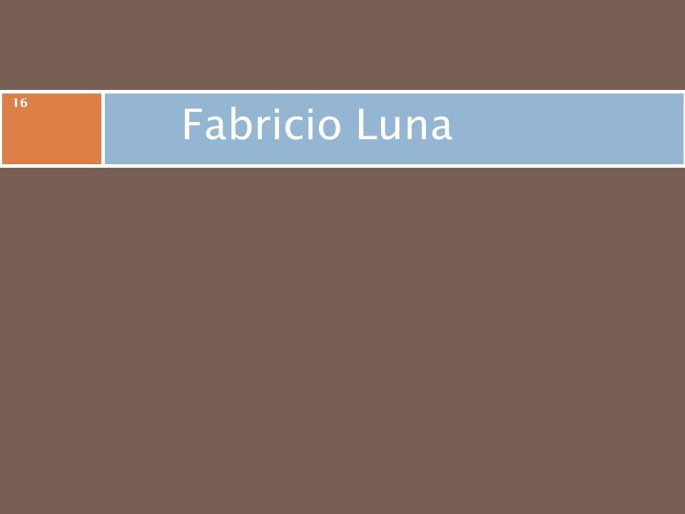 Fabricio Luna