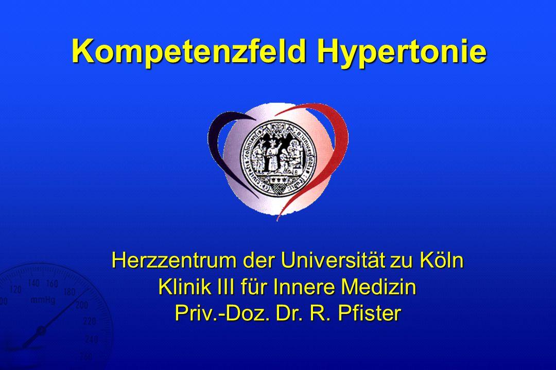 Kompetenzfeld Hypertonie