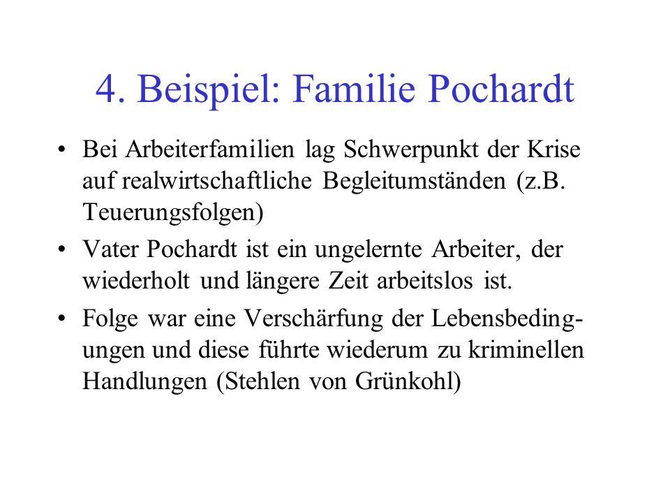 4. Beispiel: Familie Pochardt