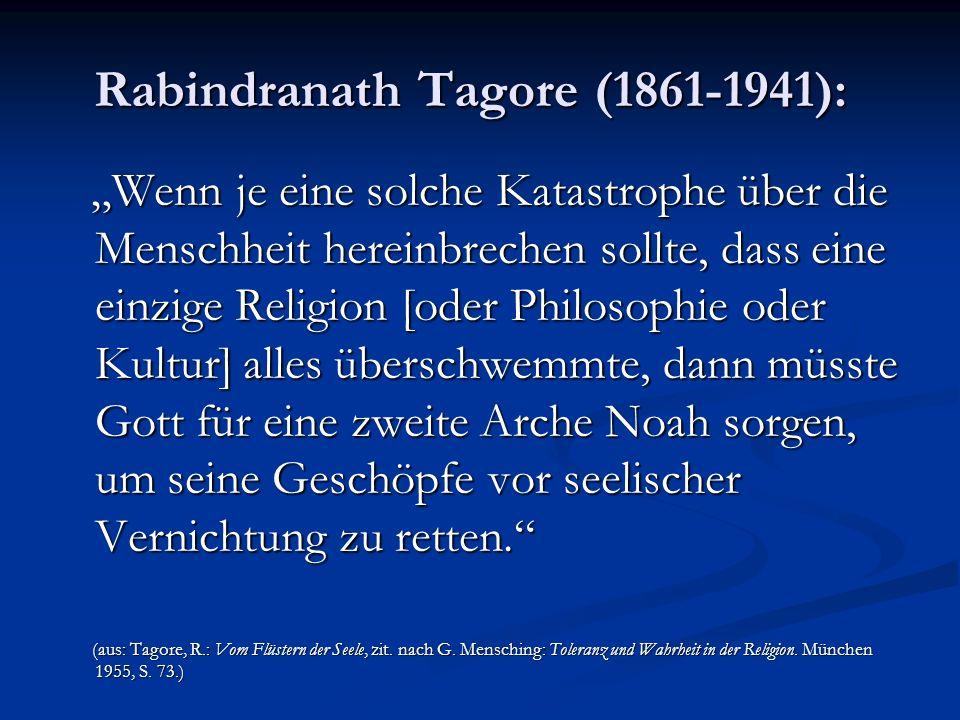 Rabindranath Tagore (1861-1941):