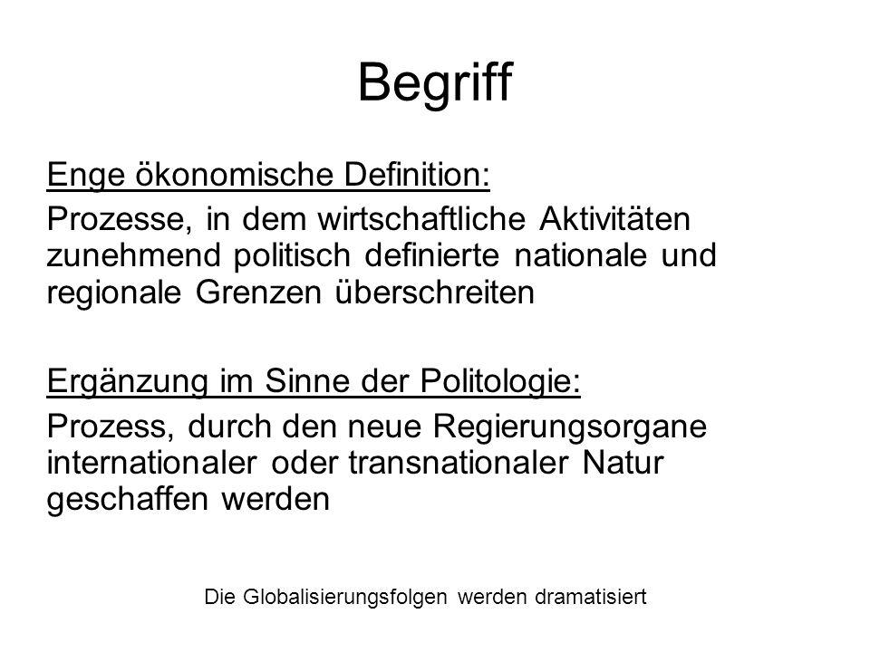 Begriff Enge ökonomische Definition: