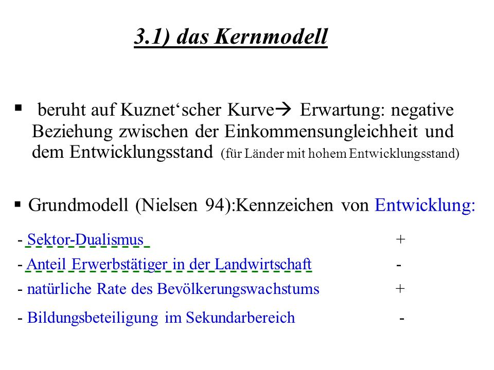 3.1) das Kernmodell