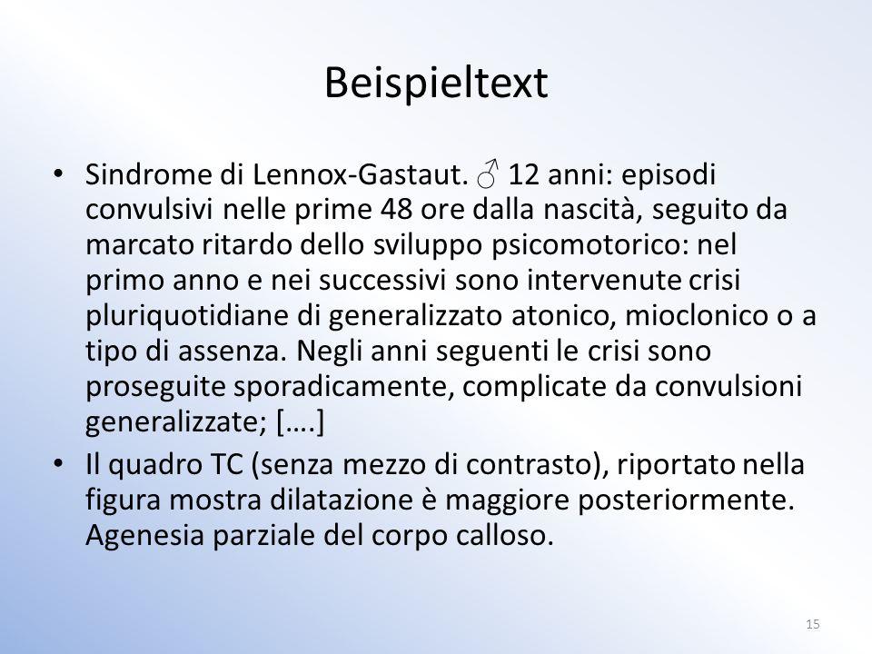 Beispieltext
