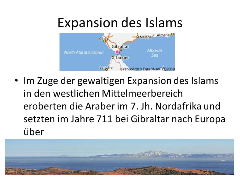 Expansion des Islams