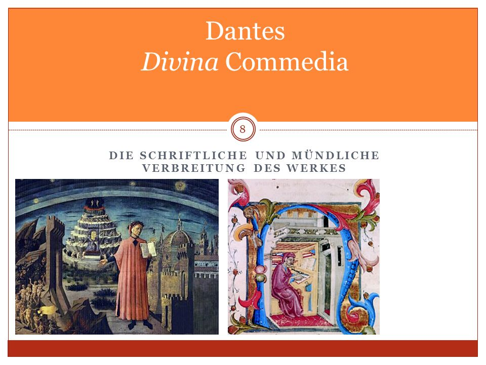 Dantes Divina Commedia