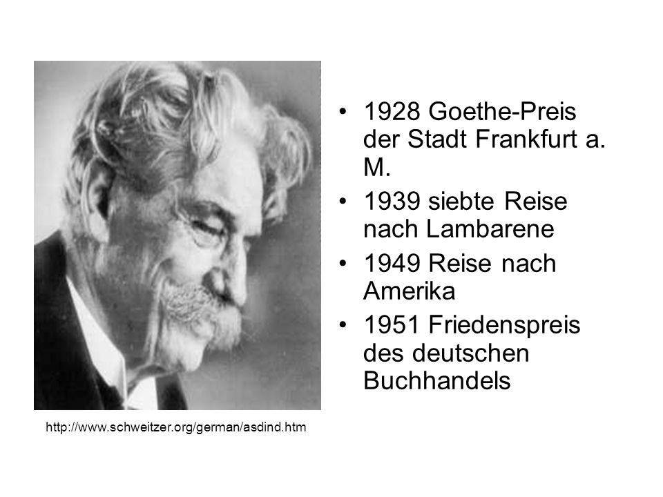 1928 Goethe-Preis der Stadt Frankfurt a. M.