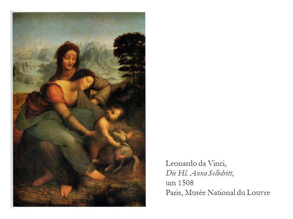 Leonardo da Vinci, Die Hl